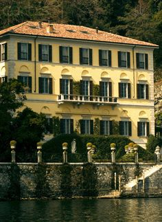 Italy - Versace Home - Lake Como