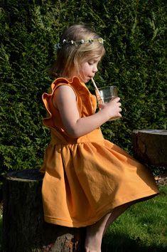 Millie dress - GRATIS PATROON