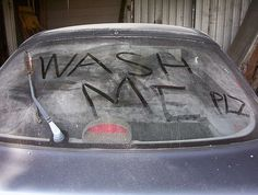 There's a reason even diehard auto lovers across California are letting the dirt and dust build up on their windshields: Washing a car carelessly during the drought can be costly. It turns out, usi...