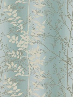 Buy Harlequin Persephone Wallpaper, Duck Egg, 110186 online at JohnLewis.com - John Lewis