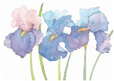 Beautiful floral greeting cards from Emma Ball | Flowerona