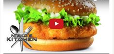 A világ kedvence: McChicken – ezt meg kell kóstolnod! Salmon Burgers, Hot Dogs, Hamburger, Chicken, Ethnic Recipes, Food, Cakes, Recipes, Cake Makers