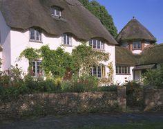 """Dairy Cottage""  by VK Guy    DESCRIPTION:  Dairy Cottage, Briantspuddle, Nr. Bere Regis, Dorset, England."