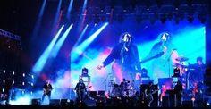 The Cure brindó una noche soñada a sus fans en Bogotá