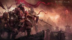 Full size The Elder Scrolls Online wallpaper, Cayden Sheldon 2016-12-28