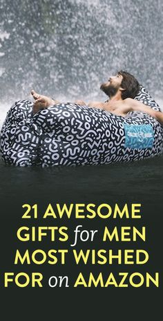 21 Awesome Gifts For Men Most Wished For On Amazon
