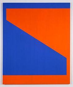 Herrera Blue with Orange