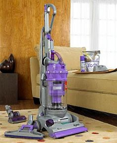 how to clean out dyson vacuum
