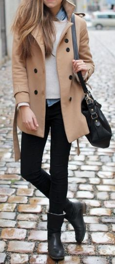 50 Fabulous Winter Outfits to Copy Now