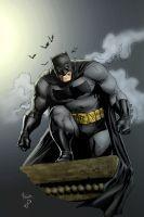 Batman the Dark Knight by statman71
