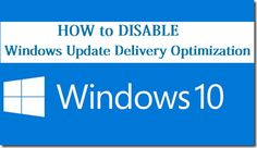 Save your Bandwidth in Windows 10.