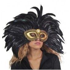 Μάσκα πουπουλένια lux, s510166