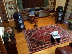 Audiophile listening room