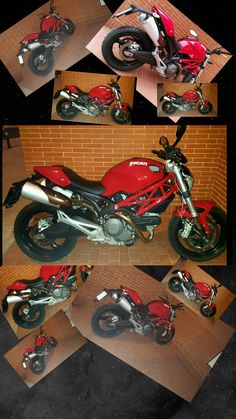 2012 ducati monster 696 cruisin pinterest monster 696 ducati find this pin and more on ducati by amparo vm fandeluxe Images