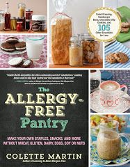 From one of my favorite allergy chefs, Colette, Martin, pre-order a copy of her new book today.
