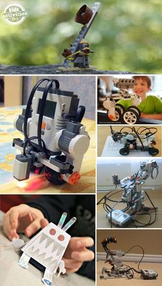 Robots for Kids to Make