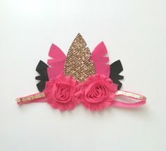 Baby Feather Crown Feather Tiara Feather Crown by luxieblooms, $16.85