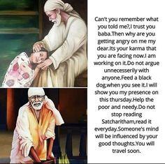 Spiritual Religion, Spiritual Quotes, Feeling Used Quotes, Sai Baba Miracles, Hiding Feelings, Sai Baba Pictures, Sai Baba Quotes, Sai Baba Wallpapers, Baba Image