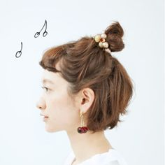 haco.[ハコ] h.ER Accessories 彼女のかわいいヘアアクセ フェリシモ