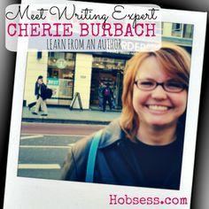 Meet Cherie Burbach,