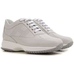 Hogan Shoes and Sneakers from the Latest Collection. Hogan Women's Shoes are available online in a wide selection at the Raffaello Network Store. H Logos, Fashion Details, Fashion Design, Main Colors, Suits You, Sneakers, Leather, Shoes, Style