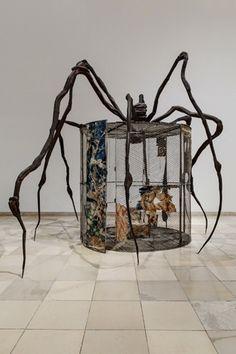 Louise Bourgeois, Spider on ArtStack #louise-bourgeois-1 #art Jackson Pollock, Modern Sculpture, Sculpture Art, Metal Sculptures, Abstract Sculpture, Bronze Sculpture, Louise Bourgeois Art, Guggenheim Museum Bilbao, French Sculptor