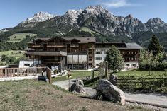 Das Puradies Hotel & Chalets - Urlaub im Salzburger Land