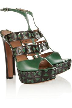 Check Out Some Sweet Savings on OLGANA Paris Toe strap sandals