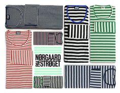 """321 - NØRGAARD PAA STRØGET // Stripes On Stripes"" by caroline-mathilde ❤ liked on Polyvore featuring DK"