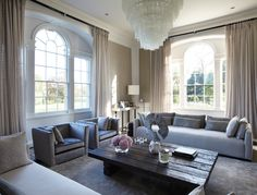 PRIVATE RESIDENCE, Yorkshire - Fiona Barratt Interiors