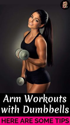 Do your arms make you self-conscious? Then try this Arm Workout for Women! Do your arms make you self-conscious? Then try this Arm Workout for Women! Wings Workout, Ab And Arm Workout, Arm Workout Challenge, Kettlebell Arm Workout, Kettlebell Workouts For Women, Arm Workout For Beginners, Tone Arms Workout, Arm Workouts At Home, Easy Ab Workout
