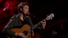Phillip singing Give a Little More by Maroon 5