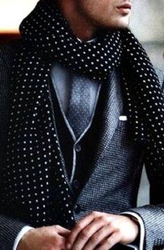 Masculine yet elegant. Do you agree?