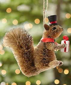 adorable squirrel ornament http://rstyle.me/n/tkzvspdpe