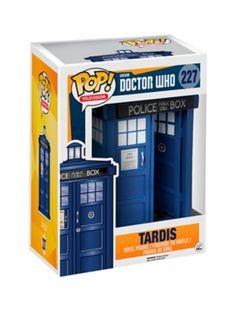 Funko Doctor Who Pop! Television TARDIS 7