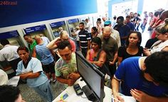 Cinco milhões ainda não sacaram conta inativa do FGTS, diz Caixa