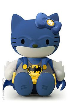 Hello Kitty: Batman