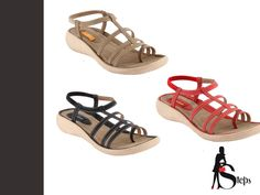 Casual and formal footwear for men, women and children at Steps