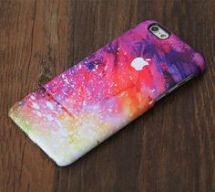 Abstract Pink iPhone 6 Case/Plus/5S/5C/5/4S Protective Case – Acyc