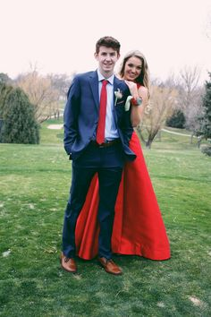 prom pictures prom poses prom couples friends succulent corsages and boutonnieres red dress navy suit blonde hair best friend Homecoming Poses, Prom Poses, Senior Prom, Homecoming Dance Pictures, Senior Year, Prom Picture Poses, Couple Picture Poses, Photo Couple, Picture Ideas