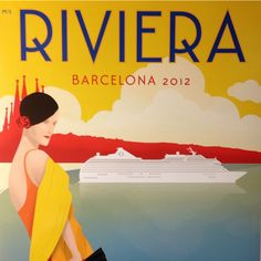 "Oceania Cruises celebra i suoi primi ""10 years at sea"", Riviera"