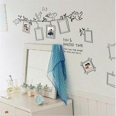 Vinilo decorativo pegatina pared, cristal, puerta (Varios colores a elegir)-pajaros: Amazon.es: Hogar