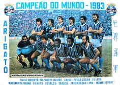 Grêmio conquistou o MUNDO