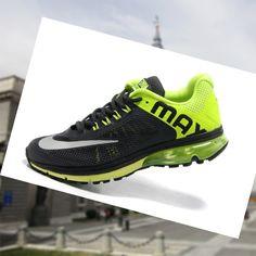 2577801f8799 Venta 2015 Espa a Nike Air Max Excellerate 2 Para Hombre Zapatillas De  Entrenamiento Para Hombres Negro Fluorescencia Verde 8YGq0