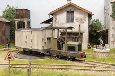 Locotracteur à Châtellerault 2016