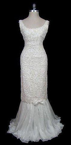Свадебные платья — 1960-е гг. Valentino.