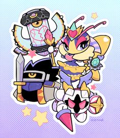 Kirby Planet Robobot Bosses