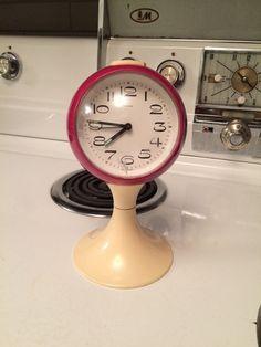 Vintage Monroe alarm clock by dutchdreams on Etsy