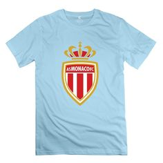 Men Monaco Customized 100% Cotton DeepHeather T-Shirt By Mjensen
