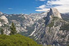 Yosemite National Park - Glacier point by Joseph Sketches - Photo 135461885 - 500px